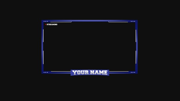 customizeable facecam overlay itsrecent