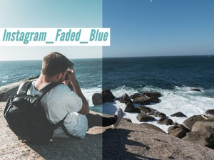 'Instagram_Faded_Blue' Simple installation and one click to apply.