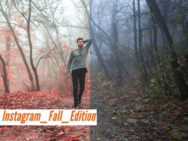 'Instagram_Fall_edition' Simple installation and one click to apply.