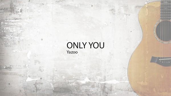ONLY YOU - Yazoo