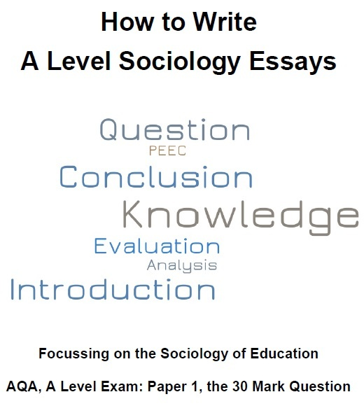 sociology essays