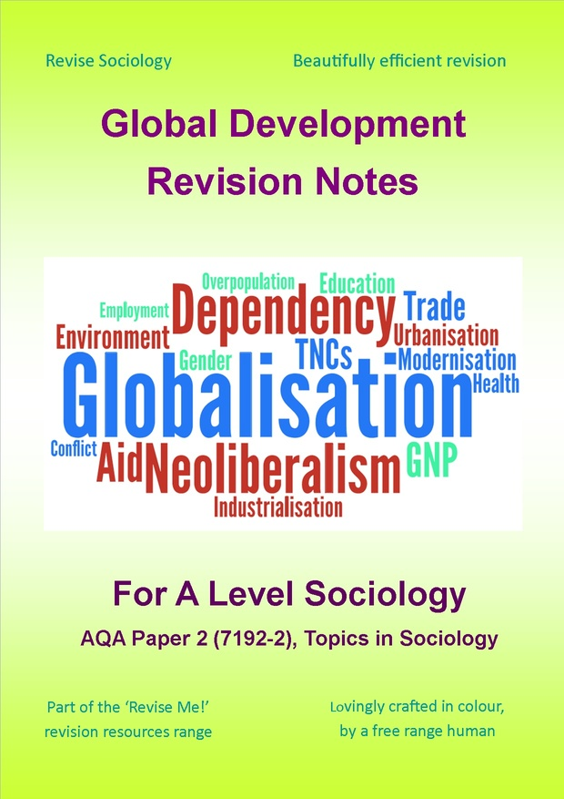 Global Development Revision Notes for A Level Sociology