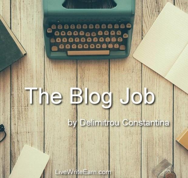The Blog Job