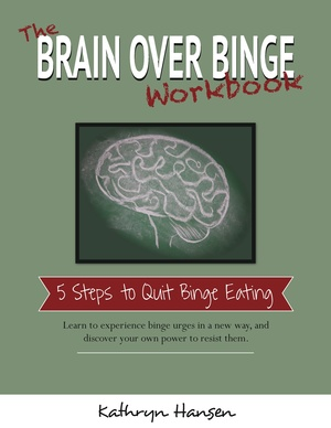 The Brain over Binge Workbook (Digital Version, PDF for completion on PC or device)