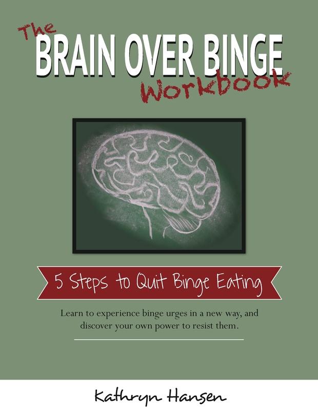 The Brain over Binge Workbook (Digital Version, PDF for completion on PC or device)