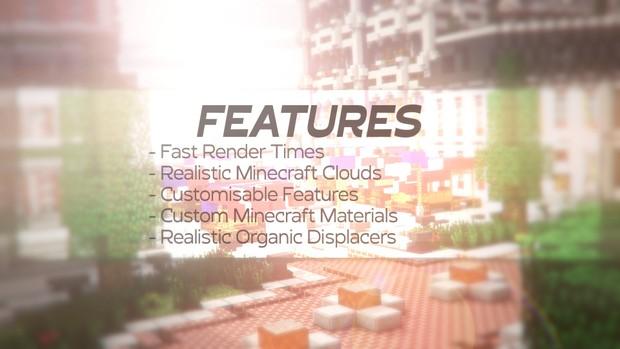 Halcyon v1.0.1 - Minecraft Lighting