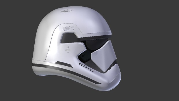 Star Wars Stormtrooper Helmet Episode 8