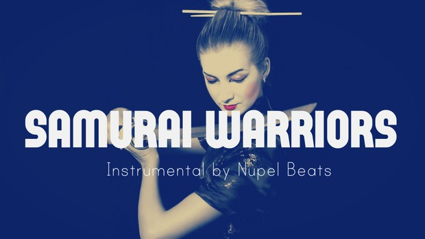Samurai Warriors - Hard Orchestra Hip Hop Rap Beat Instrumental 2017 / 2018