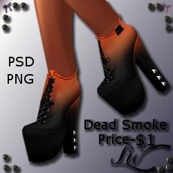Dead Smoke Boots