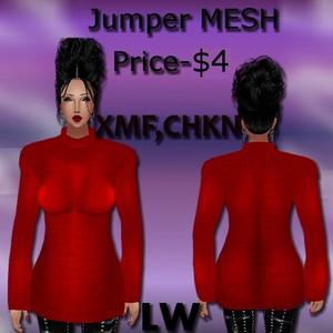 Jumper MESH