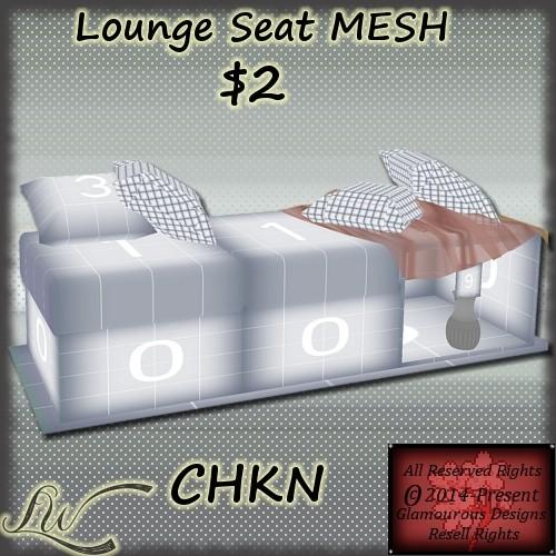 Lounge Seat MESH