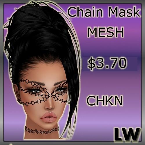 Chain Mask MESH