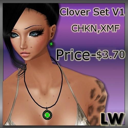Clover Set V1 MESH