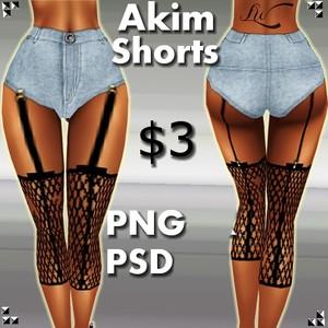 Akim Shorts