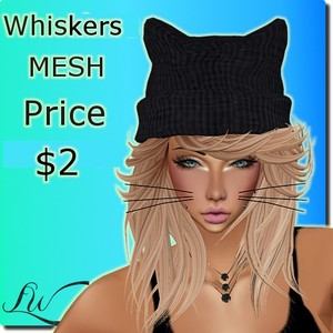 Whiskers MESH