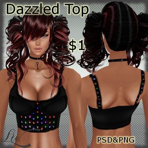 Dazzled Top