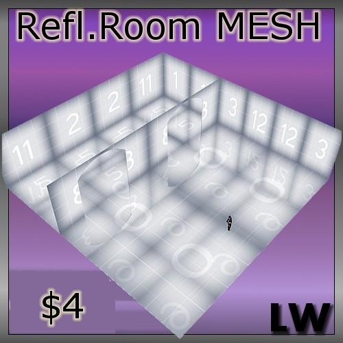 Reflective Room MESH