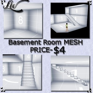 Basement Room MESH