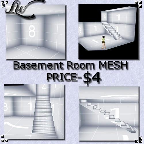 Basement Room MESH
