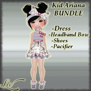 Kid Ariana BUNDLE