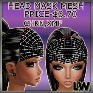 Head Mask MESH