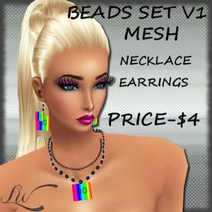 Beads Set MESH V1