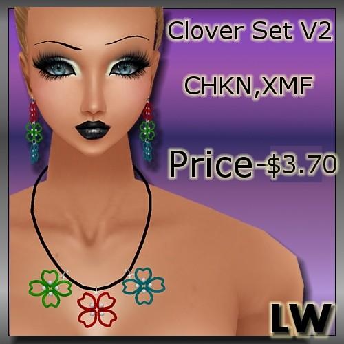 Clover Set V2 MESH