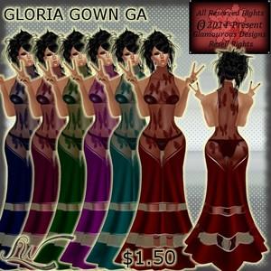 Gloria Gown GA