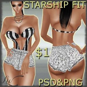 StarShip Fit
