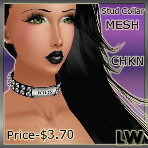 Stud Collar MESH