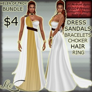 Helen Of Troy BUNDLE