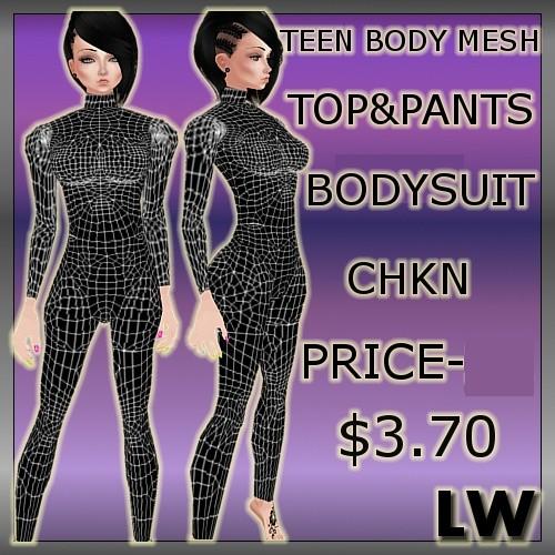 Teen Body MESH