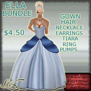 Ella BUNDLE