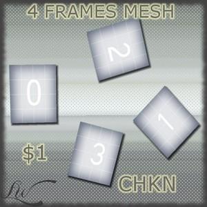4 Frames MESH