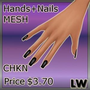 Hand+Nails MESH