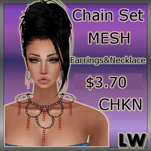 Chain Set MESH