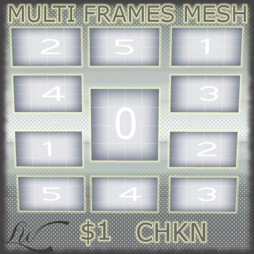 Multi Frames MESH
