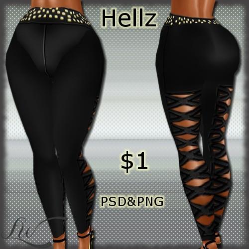 Hellz Pants