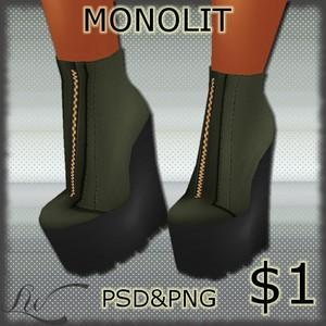 Monolit Boots