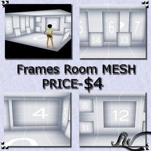 Frames Room MESH