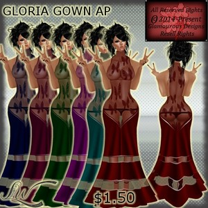 Gloria Gown AP