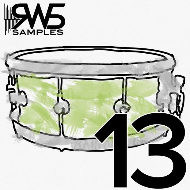 RW5 Snare 13