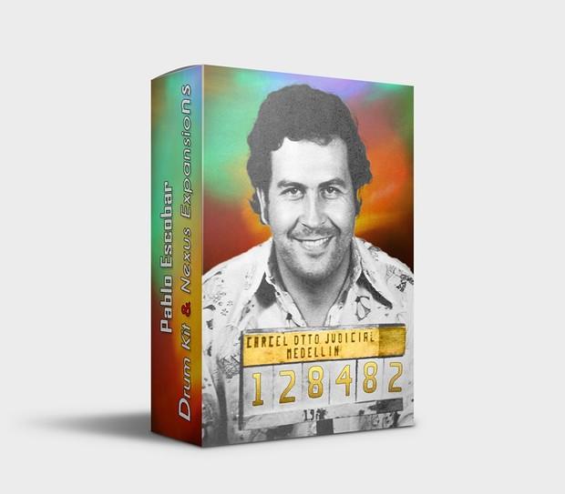 Pablo Escobar Drum Kit N Nexus Expansion