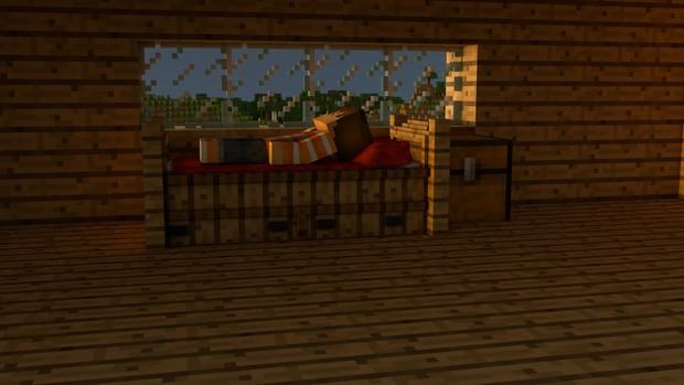 Wallpaper Minecraft 1080p/2K/4K #2 - ZeKzio