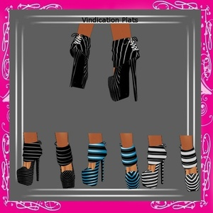 Vindication Cuffed Platforms Freebie