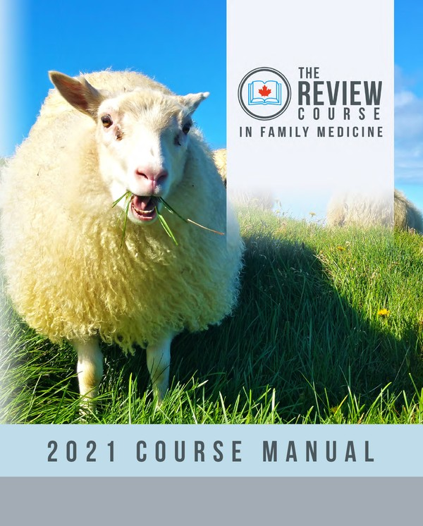 The Review Course - Course Manual
