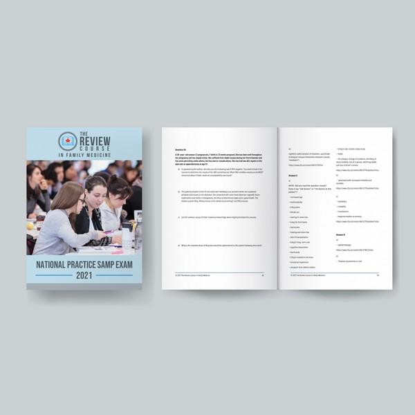 NEW - 2021 National Practice SAMP Exam
