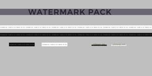KLDS3 / Watermark Pack