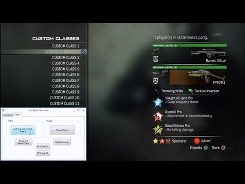 Mw3 Unlock All Tool (Modded Weapons)