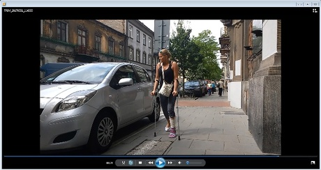 Two meet one women... 2017 left leg (8:48 FULL HD videos)